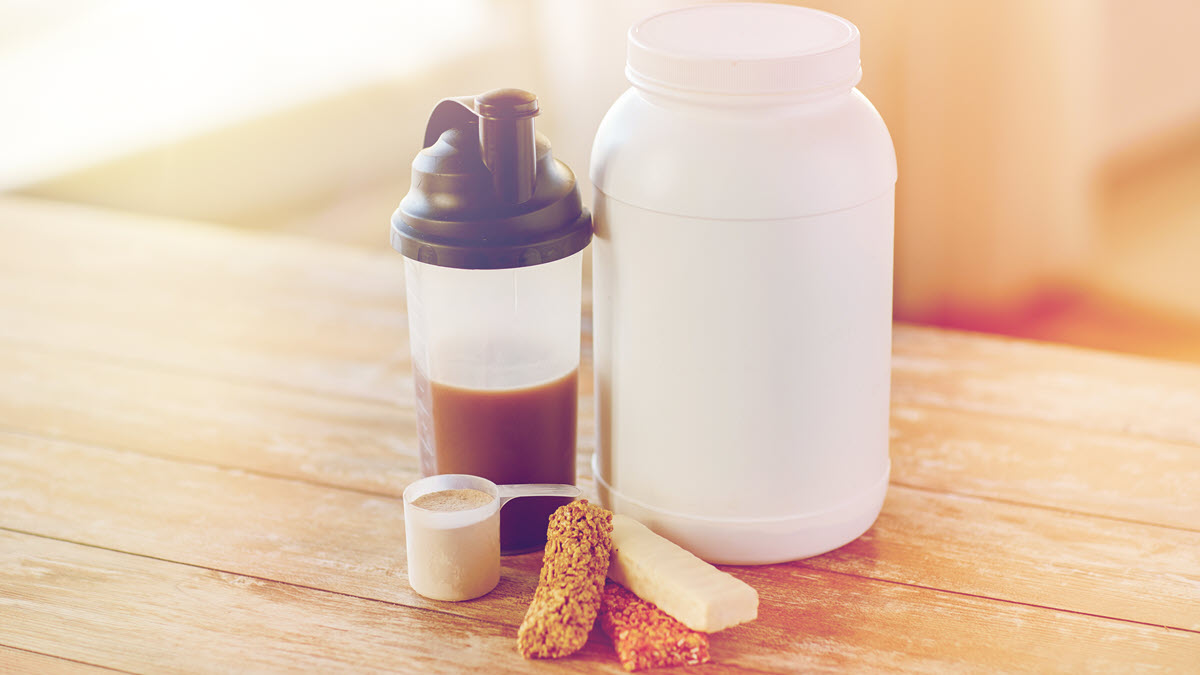 can pregnant women drink protein shakes